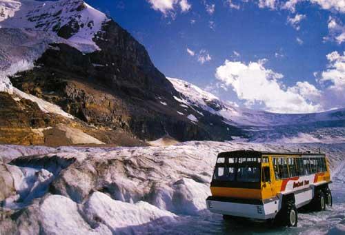 Interstellar Force Athabasca_Glacier