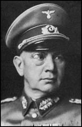Field Marshal Walter von Reichenau. 1864-1942 click to read more...