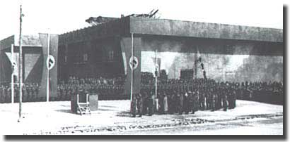 Opening the Bordeaux Bunker early in 1943