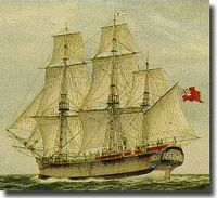 HMS Sirius - click to read more