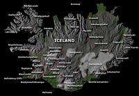 Iceland map - click to learn more