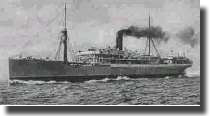 Gloucester Castle torpedoed 30th. March 1915 - click to read more