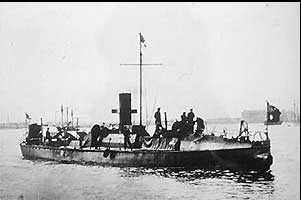 First class torpedo boat Countess of Hopetoun