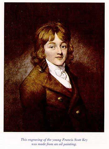 Francis Scott Key, author of the Star Spangled Banner