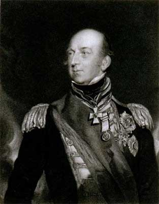 Vice Admiral Sir Edward Codrington