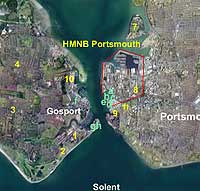 HM Naval Base Portsmouth - click to read more