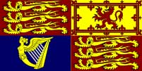 Royal Standard of England
