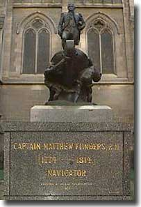 Captain Matthew Flinders RN