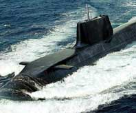 Britain launches first mammoth Submarine in the Astute Class - click to read more