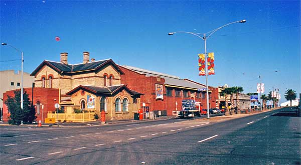 Port Melbourne Post Office and Drill Hall