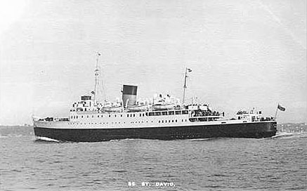 SS St. David Hospital Ship