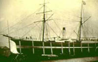 SS City of Launceston, a short life - click to read more
