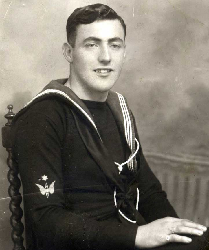 Thomas Burns, Leading Telegraphist, HMS Repulse