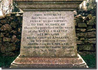 Royal Charter Monument