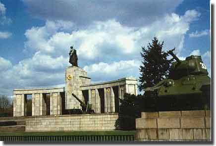 War Memorial Berlin Germany Soviet War Memorial Berlin
