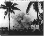 USS Mount Hood explosion - click to read the article