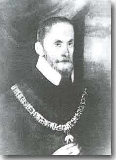 The Duke of Medina Sidonia in charge of Armada but died at age 62 before the Spanish invasion ships could sail