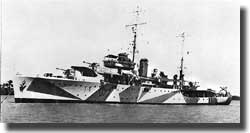 HMAS Yarra - click to read the article