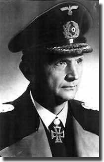 Grossadmiral Karl Donitz gave evidence at Nuremberg about orders given to Lemp