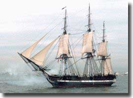 USS Constitition. Old Ironsides