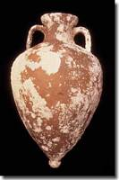 Amphoras recovered from the Tektas wreck - click to read the article