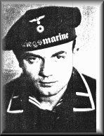 Oberbootsmannsmaat Karl Hoffman, who hailed from the town of Frankenberg in Germany, and 