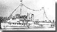 USS Panay, one of the US ships on the Yangtze Patrol - click to read the article