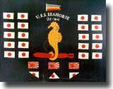 Navy - Submarine Flags (U S )