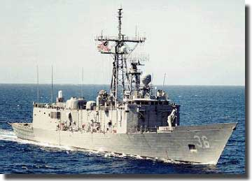 USS Underwood