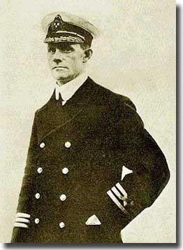 Captain Henry Kendall, Master of Empress of Ireland