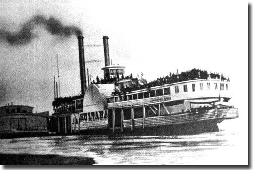 Steamboat Sultana