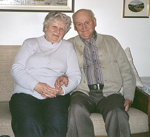 Walter and Renate Schmietenknop January, 2007
