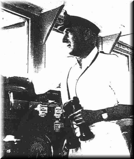 "Captain J. Burnett R.A.N. - Lost with his entire crew when sunk by the ""Kormoran"""